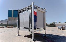 cube transportable